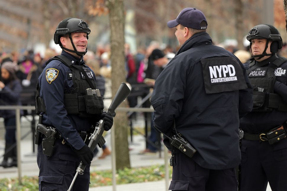 Sergeants Union Boss: NYPD Patrol Cops Not Ready for Paris-Style Terror Attack