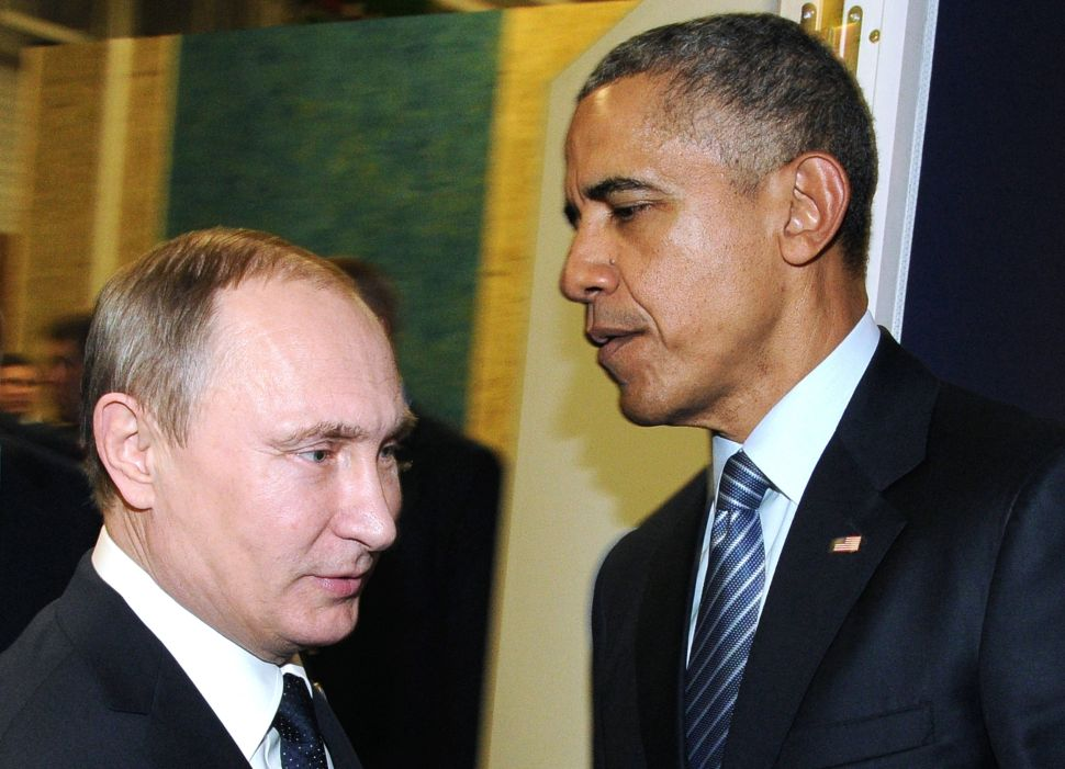 Putin, Parliament Deputy Point to American Treachery in Shot-Down Bomber