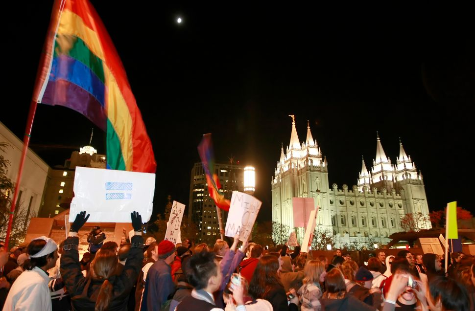 Why Is the Mormon Church Punishing Children of Gay Marriage?