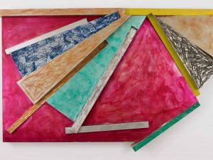 Frank Stella, Grajau I, 1975. © 2015 Frank Stella/Artists Rights Society (ARS), New York.