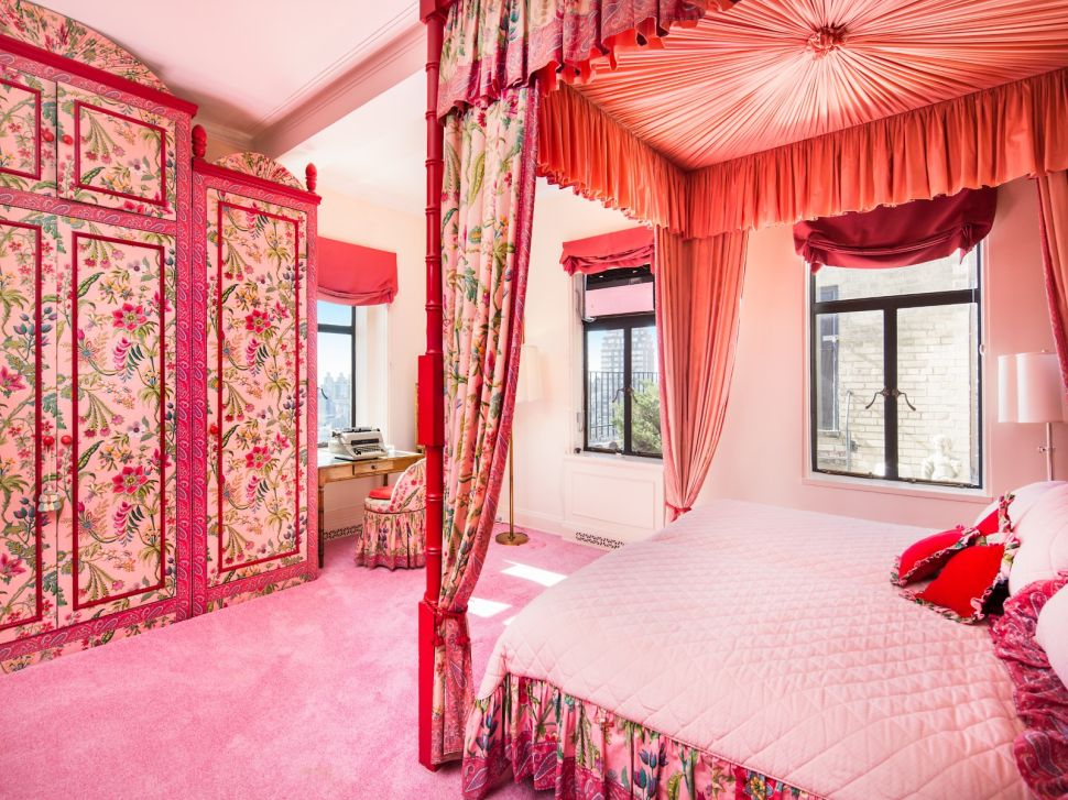Pussycat! Helen Gurley Brown's Still Swinging Beresford Pad Hits the Market for $20M