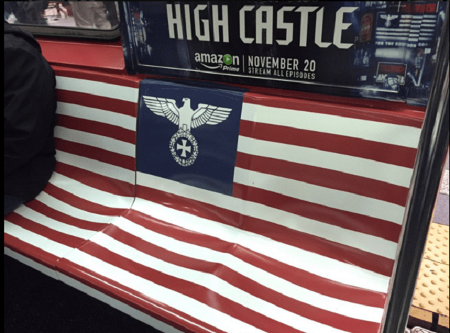 MTA Pulls Nazi-Themed 'Man in the High Castle' Ads