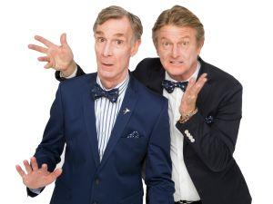 Bill Nye, Nick Graham (Photo: NIck Graham).