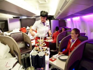 Virgin Atlantic's Gatwick training facility (Photo: Virgin Atlantic).