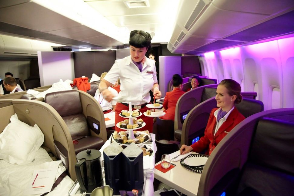 Private Jet Dining: There's an Army of Small Businesses Behind Your Meal at 30,000 Feet