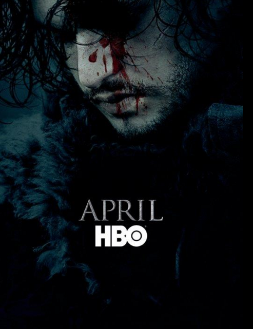 'Game of Thrones' and Jon Snow's Mopey, Bloody Face to Return April 2016