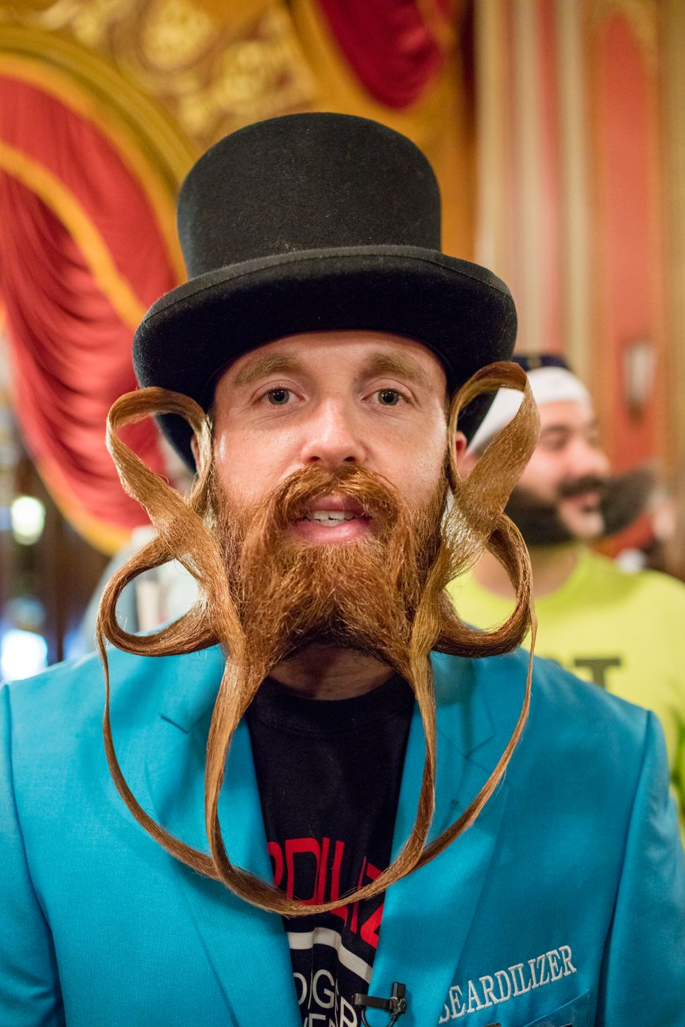 In Hirsute Pursuit: Behind the Scenes at the National Beard and Moustache Competition