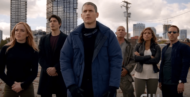 Easter Egg Hunt: Scanning the 'Legends of Tomorrow' Trailer