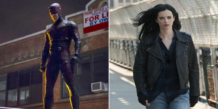 Captain America Follows Jessica Jones But Not Daredevil on Twitter