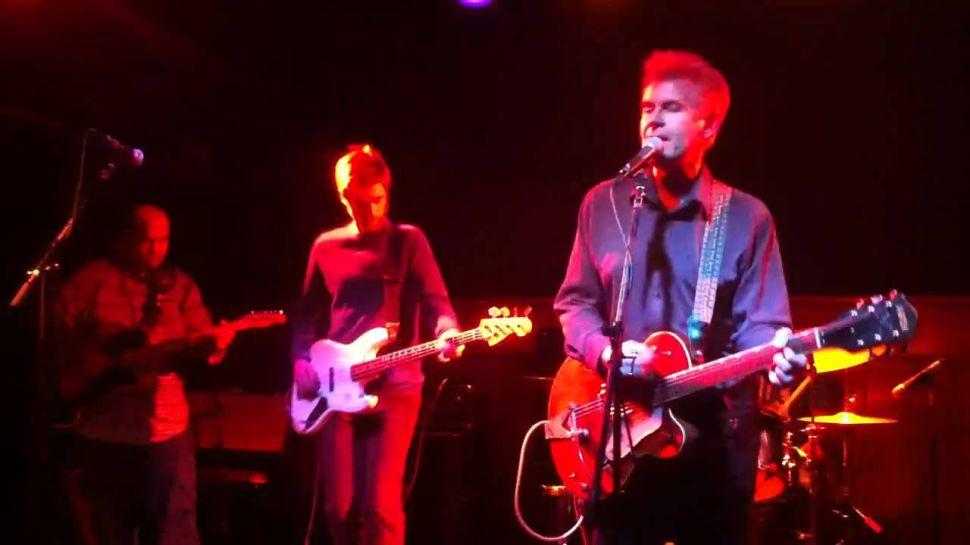 The Strange Saga of the Vulgar Boatmen, the Two-Headed Band
