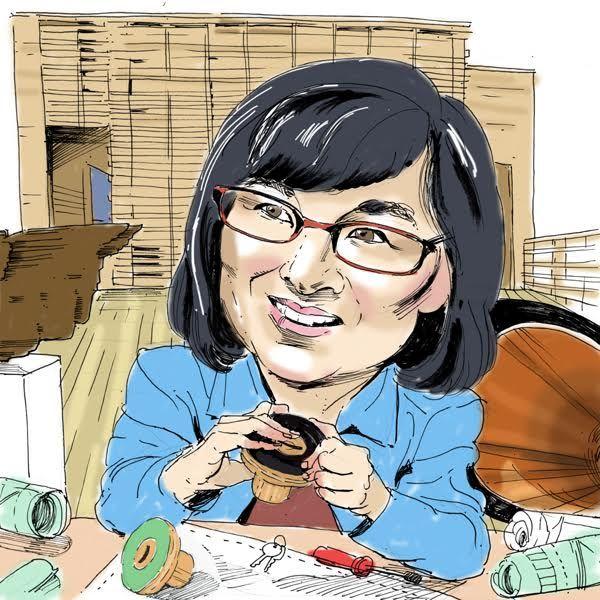 Maya Lin Deconstructs Her Brilliant Career