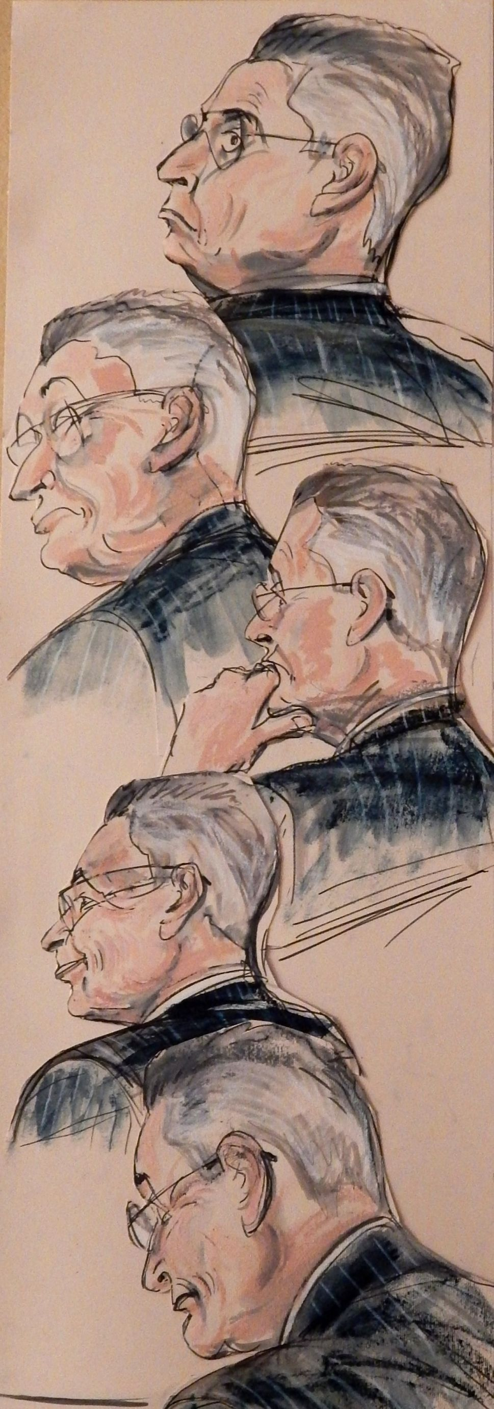 The Many Faces of Sheldon Silver