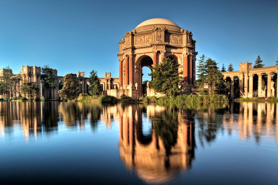 San Francisco's Palace of Fine Arts Could Become a Hotel