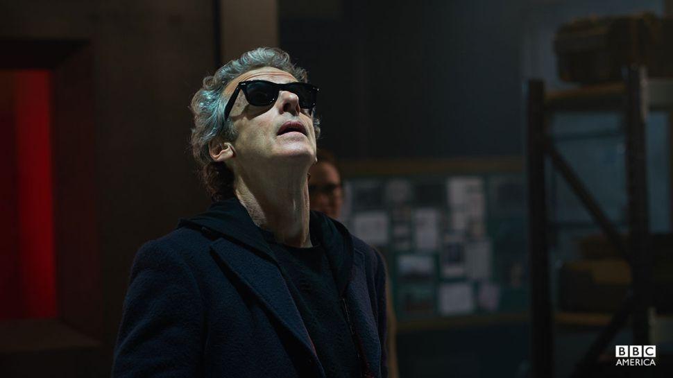 'Doctor Who' 9×8 Recap: Nothing Behind Door Number One