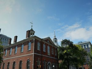 Independence Hall, Philadelphia, a World Heritage Site since 1979 (Photo: Bruce Emmerling)