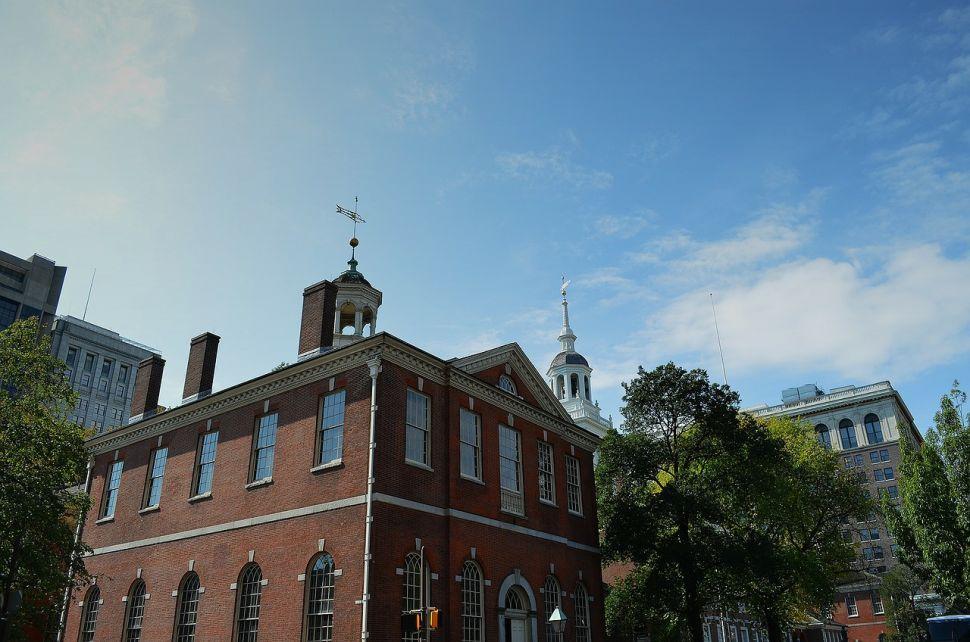 UNESCO Crowns Philadelphia the US' First World Heritage City