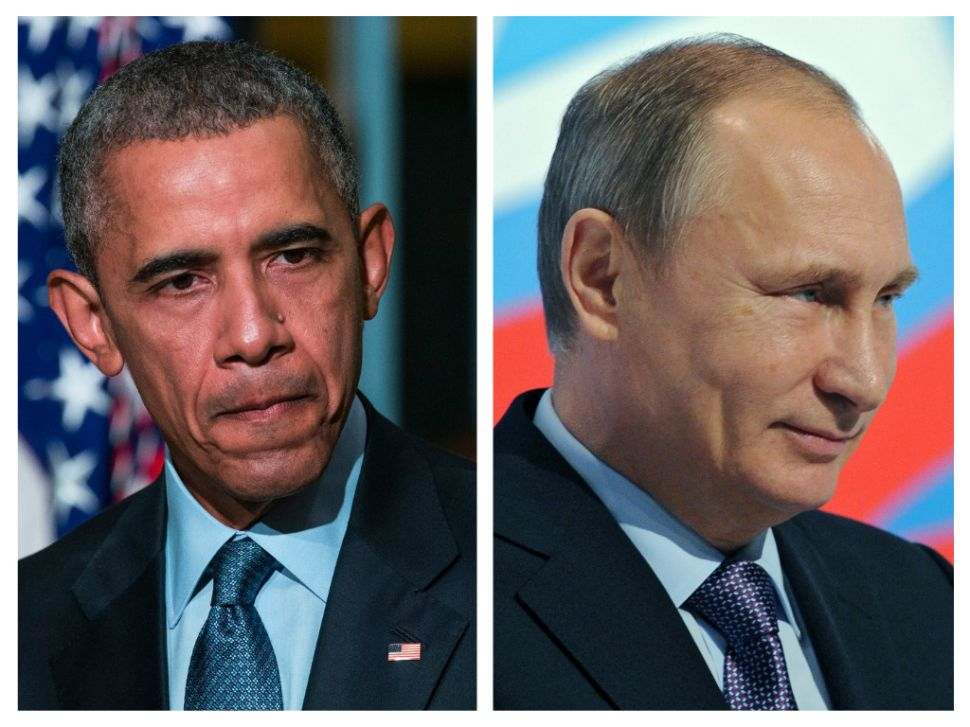 Obama Fails to Fight Putin's Propaganda Machine