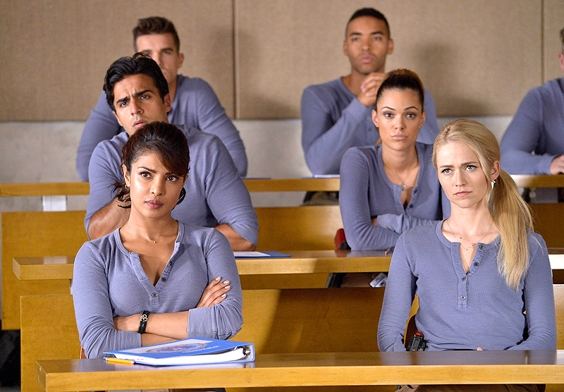 Putting 'Body Inspector' Back in 'FBI': 'Quantico' Is a Sexy Melting Pot of Stupidity