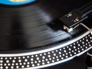 Vinyl.