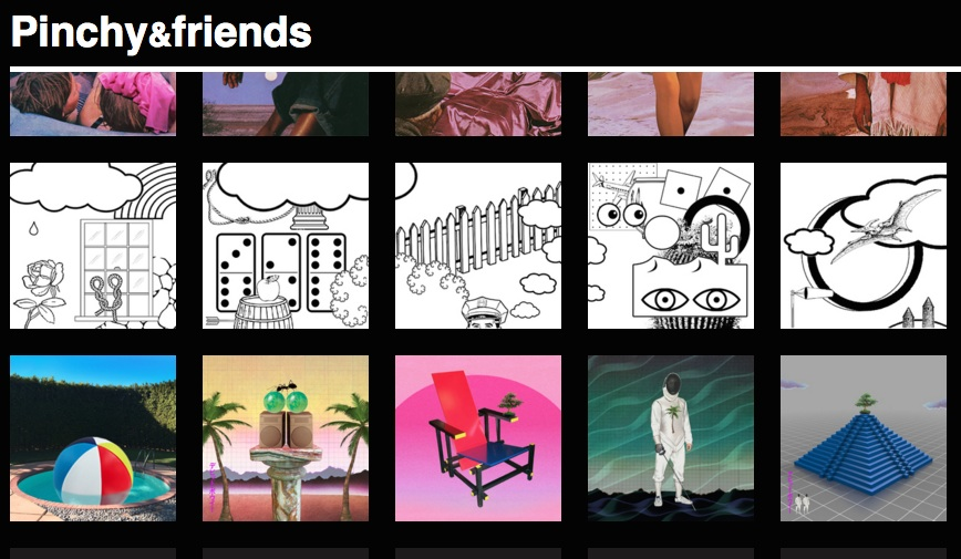 Pinchy&friends: My Go-To for Obscure, Online Mixtapes