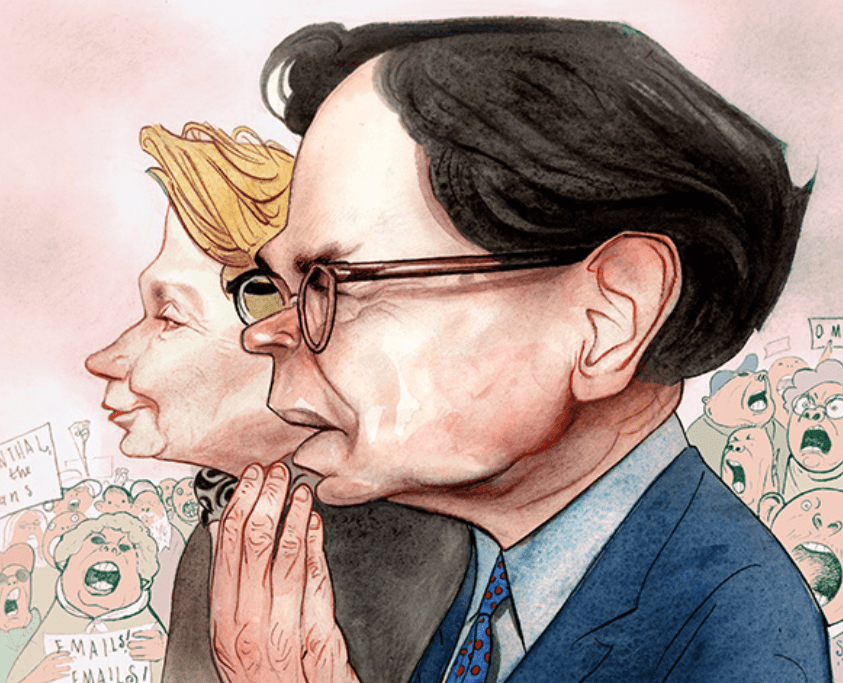 Just Who Is Sidney Blumenthal, the Clintons' Closest Advisor?