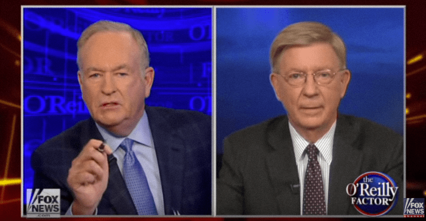Bill O'Reilly Calls Conservatives 'Hacks' and Liberals 'Guttersnipes'