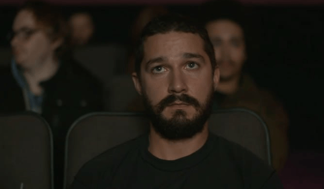 You Can Livestream Shia LaBeouf Binge Watch All of His Movies for 72 Straight Hours