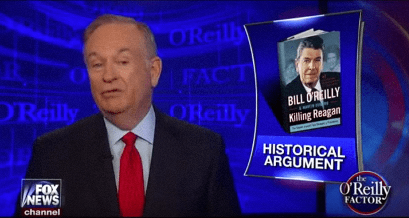 Bill O'Reilly Fires Back at George Will—But the Fight Appears to Be Over