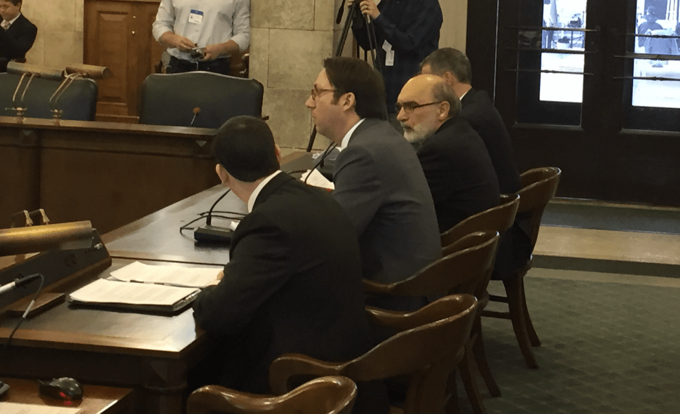 Kyrillos Clashes With Scutari at Senate Hearing on Marijuana