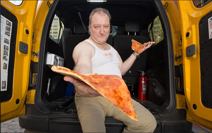 These NYC Taxi Drivers Are Going Viral for Their Satirical Sexy Calendar