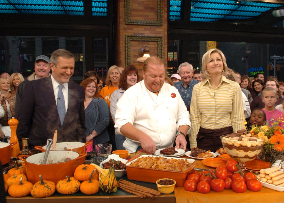 Forget Google: Tweet Your Thanksgiving Prep Questions to Mario Batali for Pro Advice
