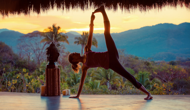 Luxury Yoga Retreats to Escape the Winter Doldrums