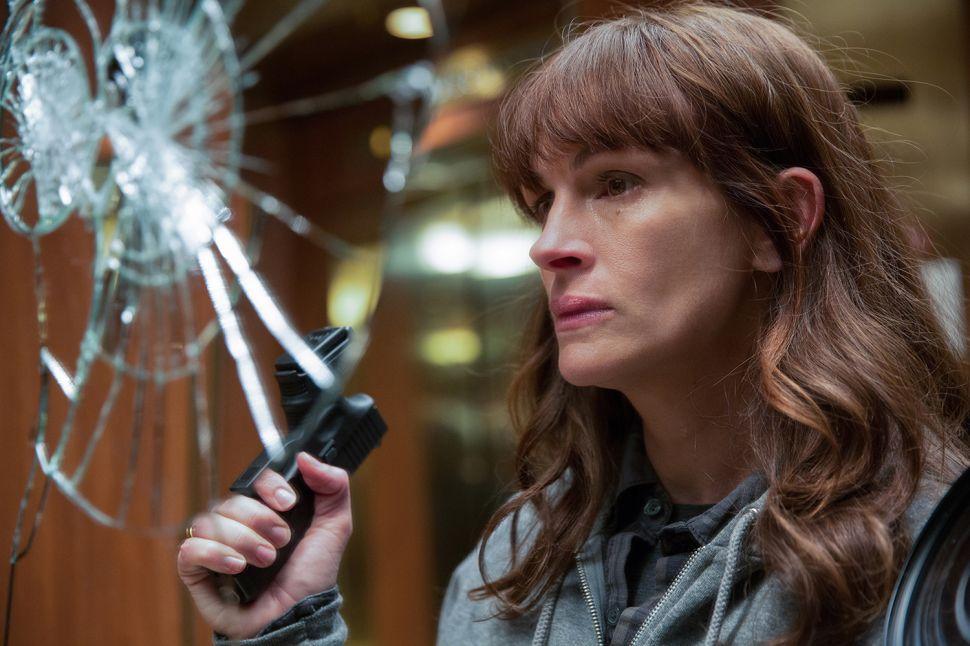 Nicole Kidman and Julia Roberts Tank in 'Secret in Their Eyes'