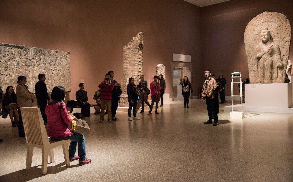 Singers to Serenade Lucky Museum Visitors One-on-One at the Met