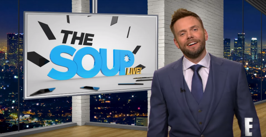 No 'Soup' For You: E! Ends Its Long-Running Clip Show After 24 Years