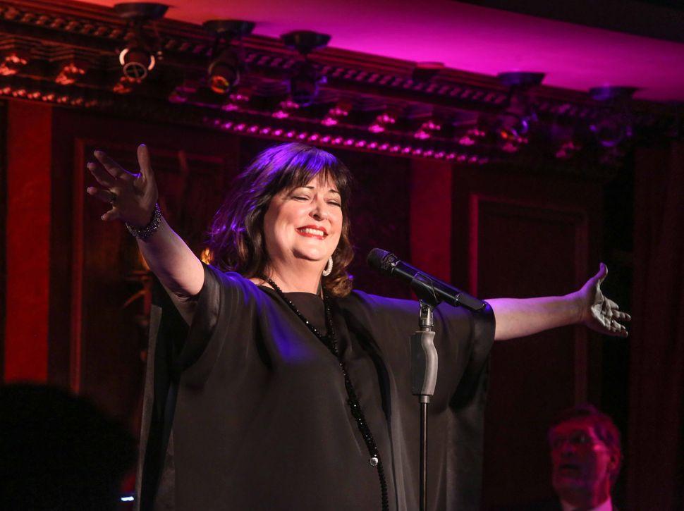 Ann Hampton Callaway Celebrates Female Songwriters at Feinstein's/54 Below