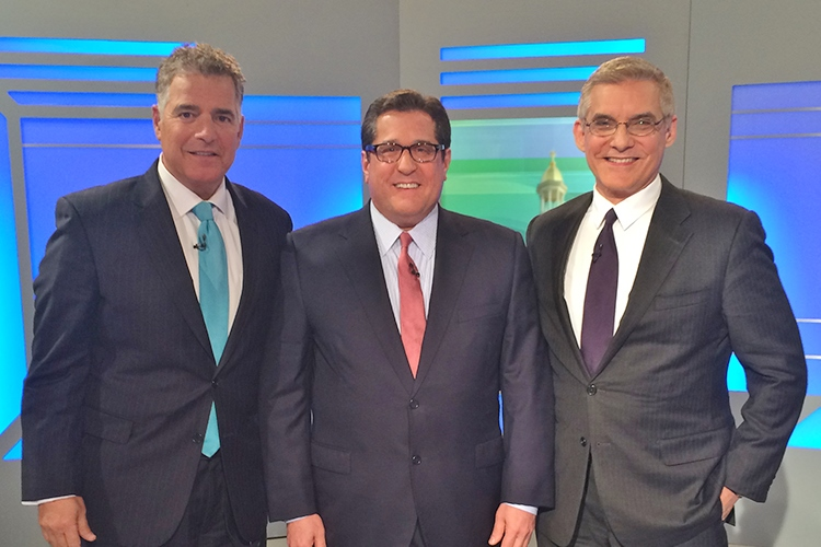 New Jersey Capitol Report with Steve Adubato