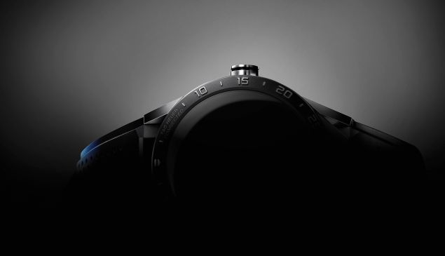 The Tag Heuer Connected Smartwatch (Photo: Courtesy Tag Heuer).