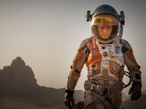 The Martian is nominated for seven Oscars.