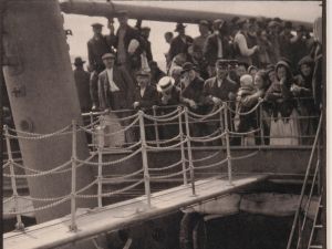 The Steerage (1907) by Alfred Stieglitz. (Photo: The Jewish Museum)