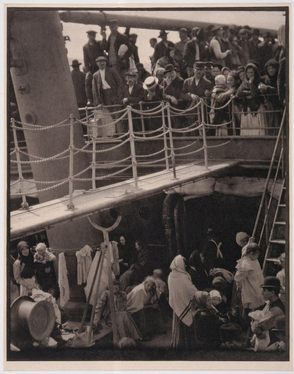 Who Were They? The Truth Behind Stieglitz's Iconic Photograph 'The Steerage' Revealed