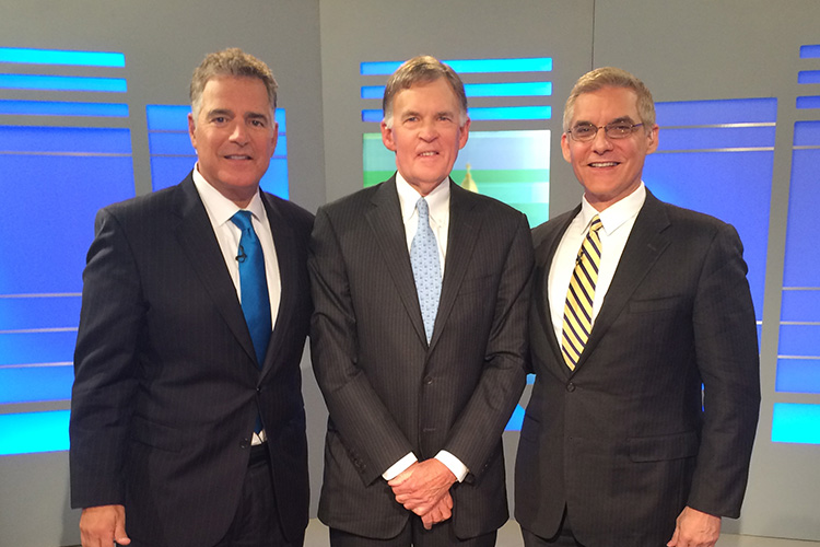 The (FULL!) Tom Bracken Interview with Steve Adubato