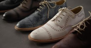 Some more designs from Florsheim x Esquivel (Photo: Courtesy Florsheim x Esquivel).