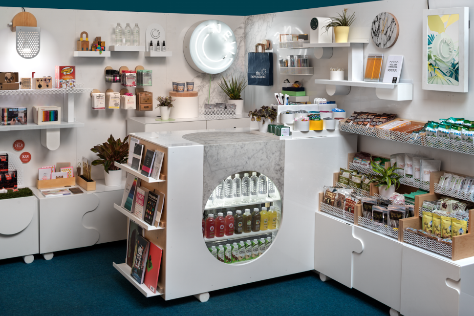 The New Stand is a Sleek and Updated Underground Bodega
