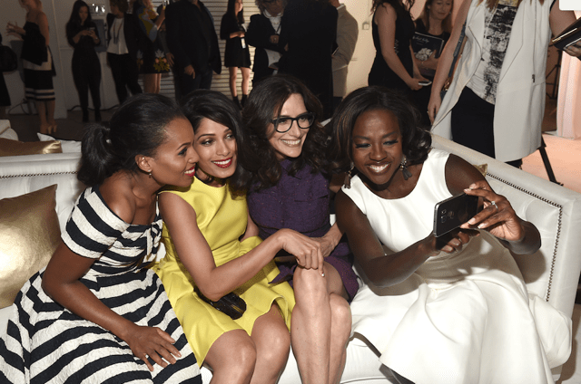 Kerry Washington and a Kardashian Celebrate the People That Make Them Beautiful