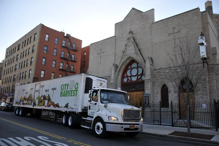 City Harvest Teams Up With Give Them to Eat, Blue Apron to Feed Hungry New Yorkers