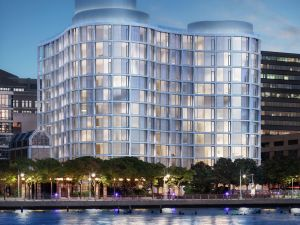 Another collaboration between Ian Schrager and Herzog and de Meuron, 160 Leroy has launched sales. (DBOX)