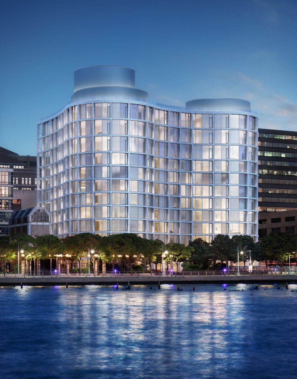 Ian Schrager's 160 Leroy Hits 40 Percent In Contract Mark