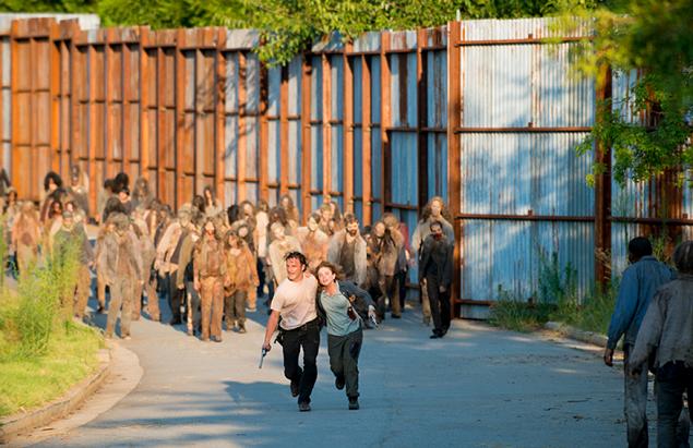 'The Walking Dead' Recap 6×08: Really Bad Timing