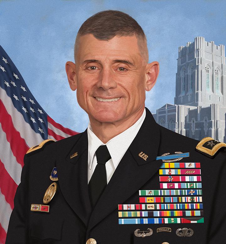 Three-Star General: I Won't Peddle Arms When I Retire